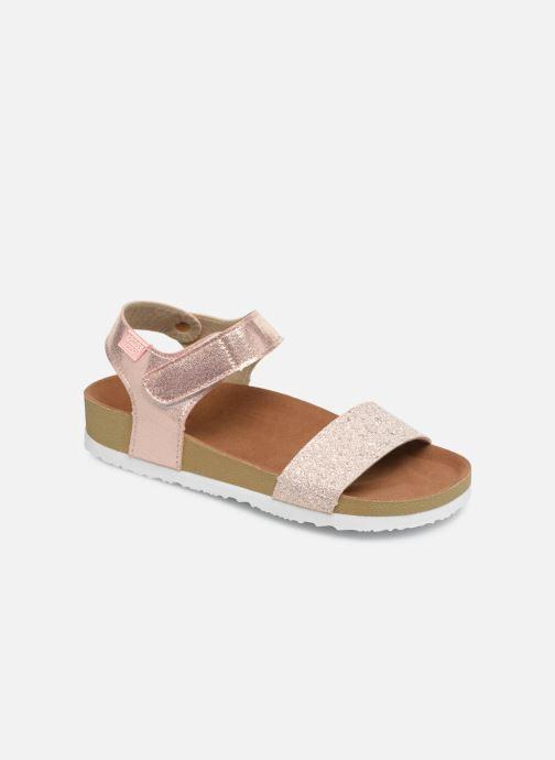 Sandales et nu-pieds Gioseppo MOERS Rose vue détail/paire