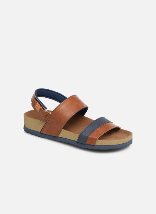 Sandales et nu-pieds Gioseppo HAGEN Marron vue détail/paire