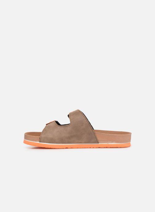 Sandales et nu-pieds Gioseppo 43145 Marron vue face