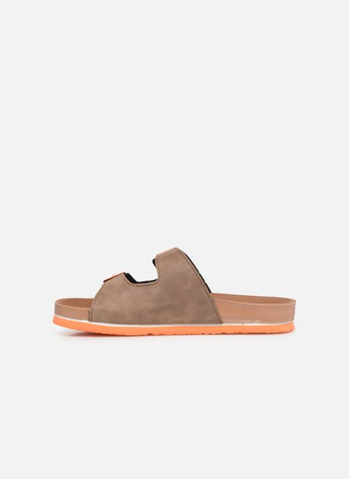 Sandalen Gioseppo 43145 braun ansicht von vorne