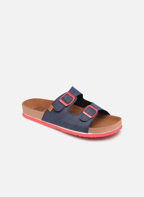 Sandales et nu-pieds Gioseppo 43145 Bleu vue détail/paire