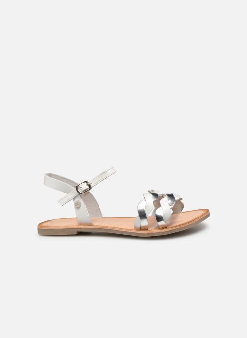 Sandales et nu-pieds Gioseppo SCANDICCI Blanc vue derrière