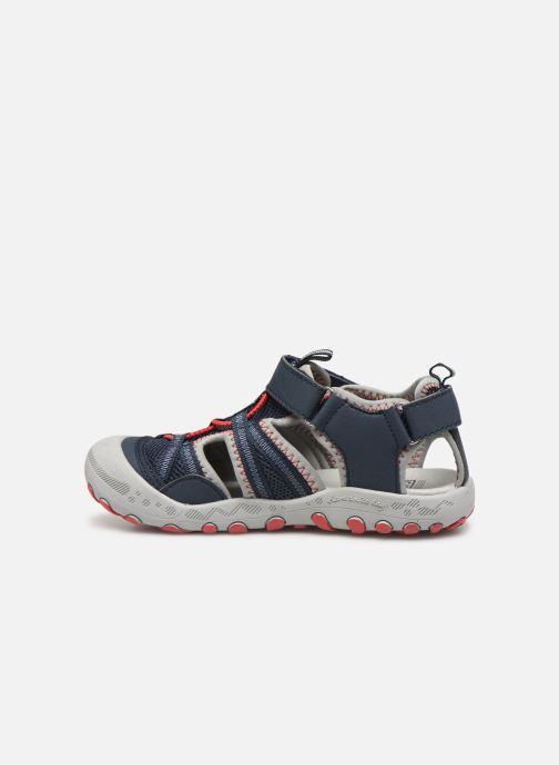 Sandales et nu-pieds Gioseppo 47402 Bleu vue face