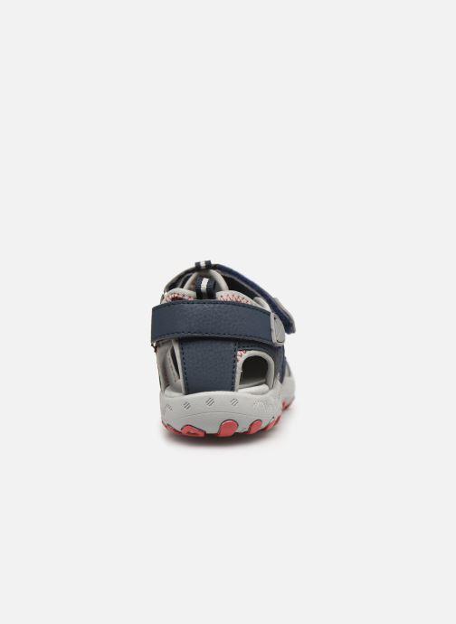 Sandales et nu-pieds Gioseppo 47402 Bleu vue droite