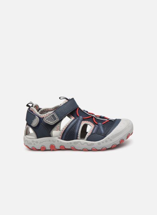 Sandales et nu-pieds Gioseppo 47402 Bleu vue derrière