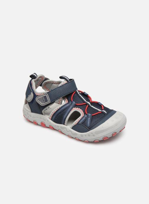 Sandales et nu-pieds Gioseppo 47402 Bleu vue détail/paire
