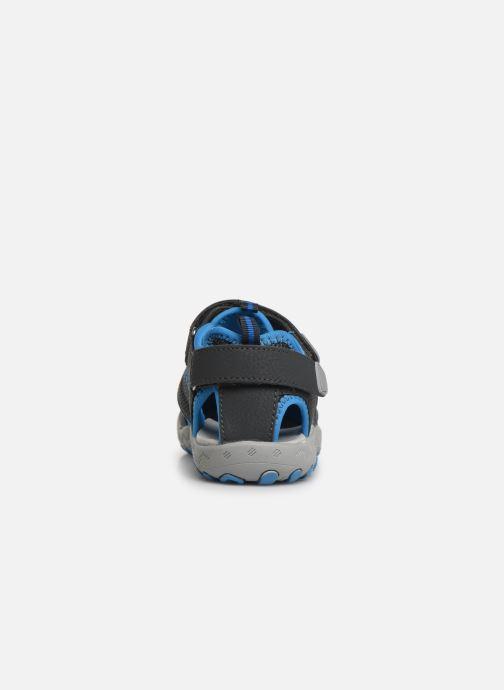 Sandales et nu-pieds Gioseppo 47402 Gris vue droite
