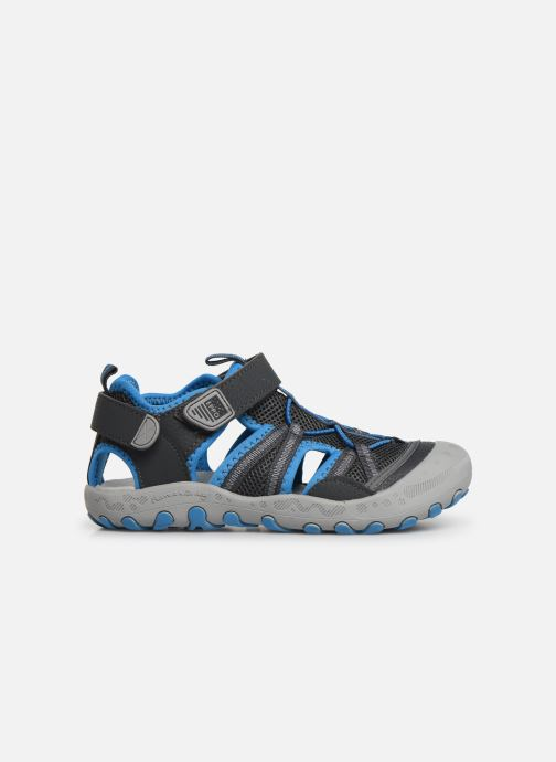 Sandales et nu-pieds Gioseppo 47402 Gris vue derrière