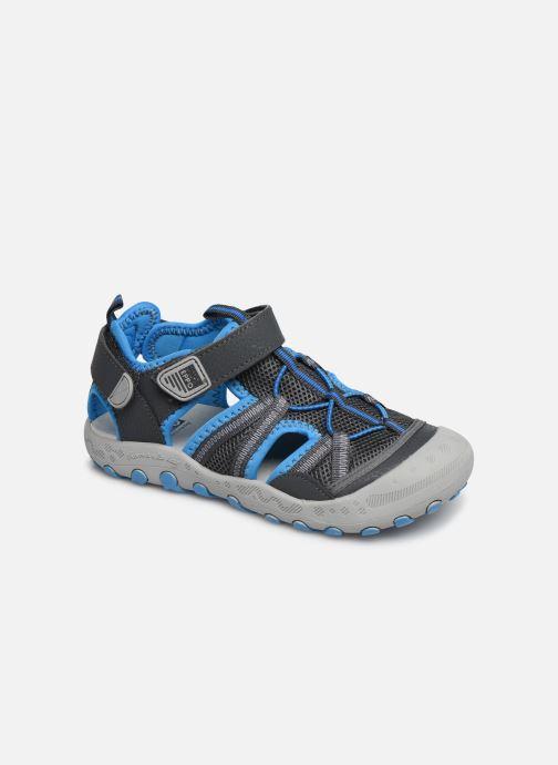 Sandales et nu-pieds Gioseppo 47402 Gris vue détail/paire