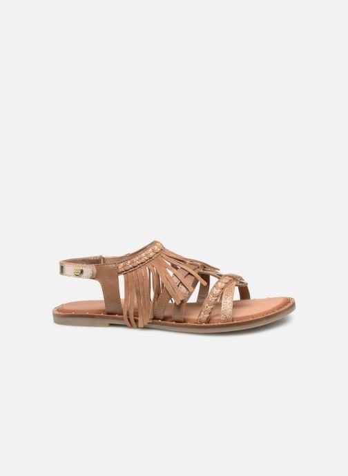 Sandales et nu-pieds Gioseppo LATERINA Marron vue derrière