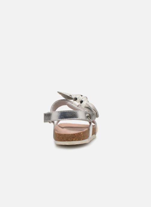 Sandales et nu-pieds Gioseppo POZZUOLI Blanc vue droite
