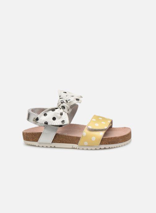 Sandales et nu-pieds Gioseppo POZZUOLI Blanc vue derrière