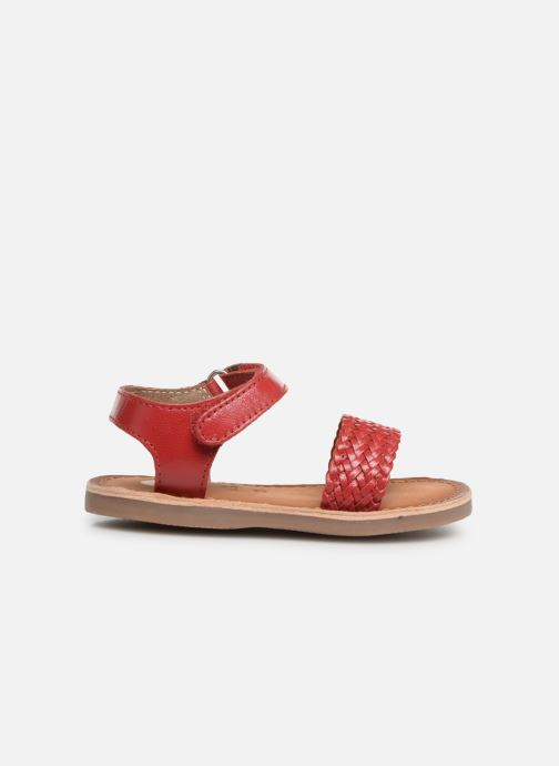Sandals Gioseppo ODERZO Red back view