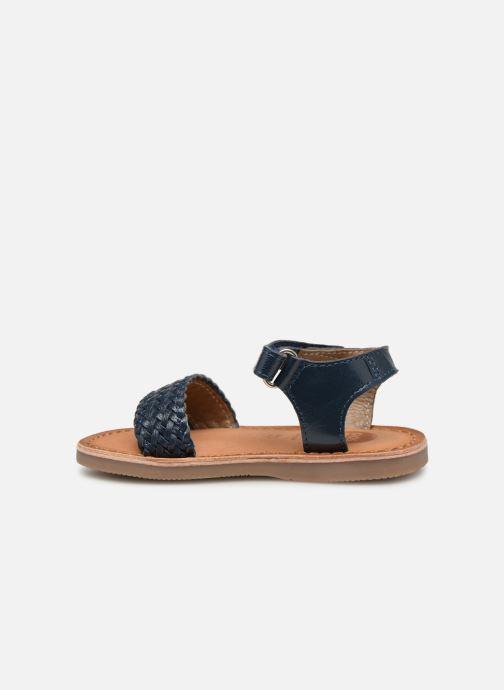 Sandales et nu-pieds Gioseppo ODERZO Bleu vue face