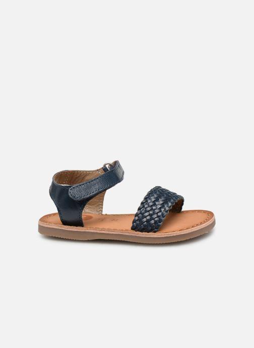 Sandales et nu-pieds Gioseppo ODERZO Bleu vue derrière