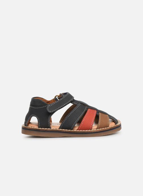 Sandales et nu-pieds Gioseppo ORVIETO Bleu vue derrière
