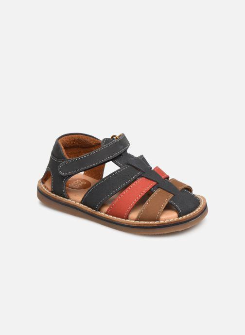 Sandales et nu-pieds Gioseppo ORVIETO Bleu vue détail/paire