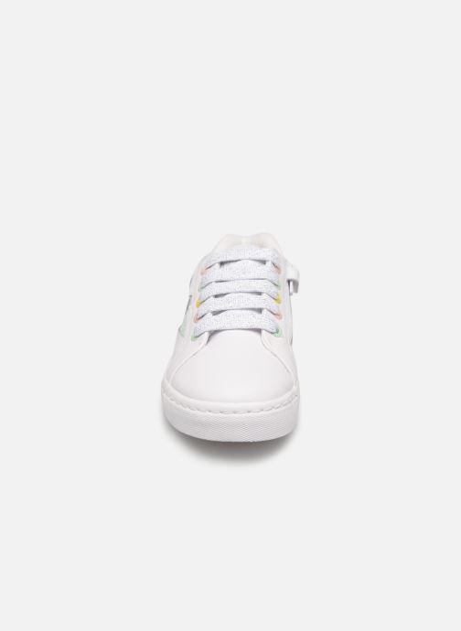 Sneakers Gioseppo GABICCE Bianco modello indossato