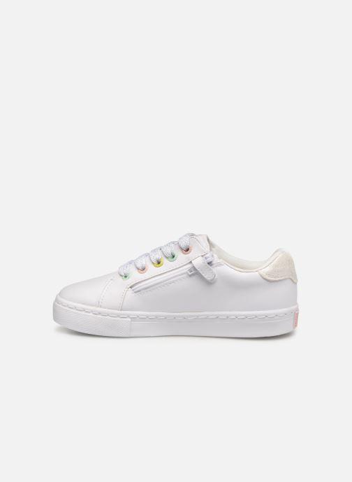 Sneakers Gioseppo GABICCE Bianco immagine frontale