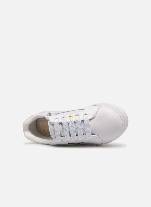 Sneakers Gioseppo GABICCE Bianco immagine sinistra