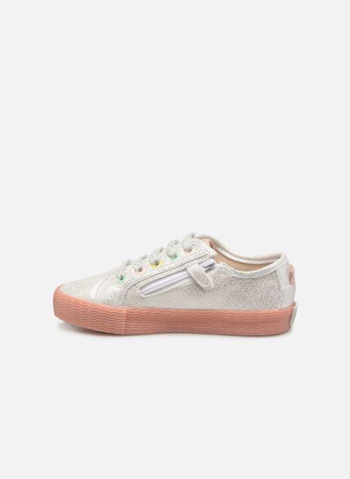Sneaker Gioseppo FANO silber ansicht von vorne