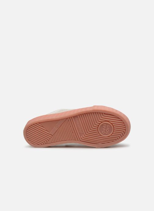 Sneaker Gioseppo FANO silber ansicht von oben