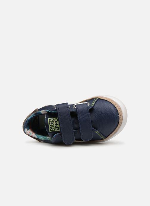 Sneakers Gioseppo 44048 Azzurro immagine sinistra