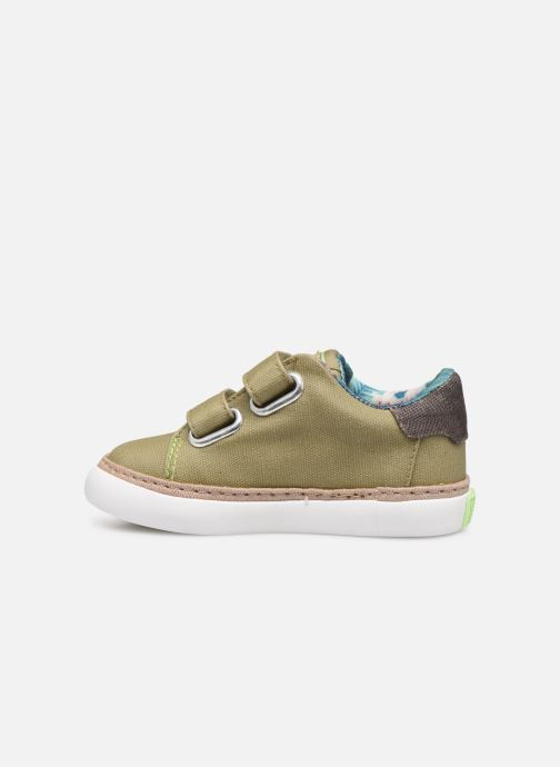 Trainers Gioseppo 44048 Green front view