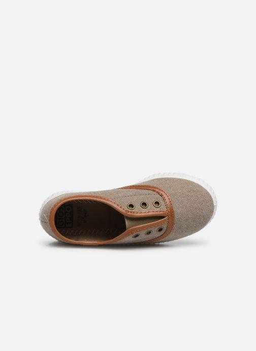 Sneaker Gioseppo BOUSCAT braun ansicht von links