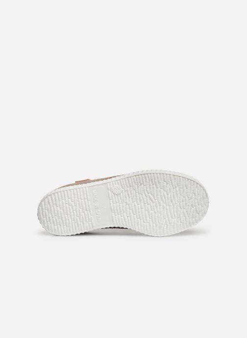 Sneaker Gioseppo BOUSCAT braun ansicht von oben