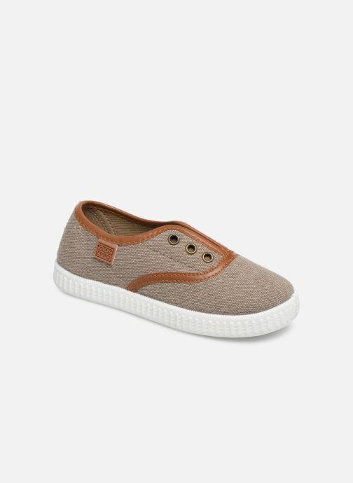 Sneakers Gioseppo BOUSCAT Bruin detail
