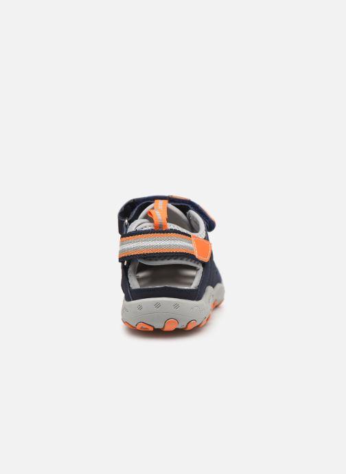 Sandales et nu-pieds Gioseppo BAYAMO Bleu vue droite