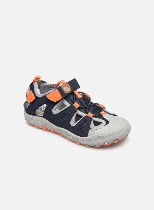 Sandales et nu-pieds Gioseppo BAYAMO Bleu vue détail/paire