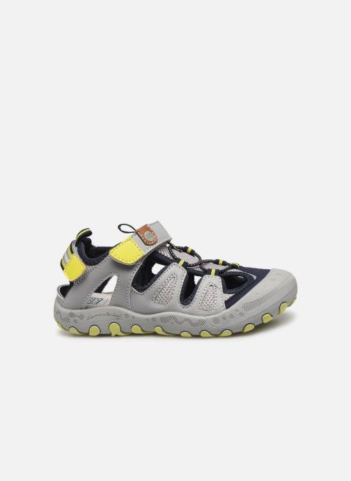 Sandales et nu-pieds Gioseppo BAYAMO Gris vue derrière
