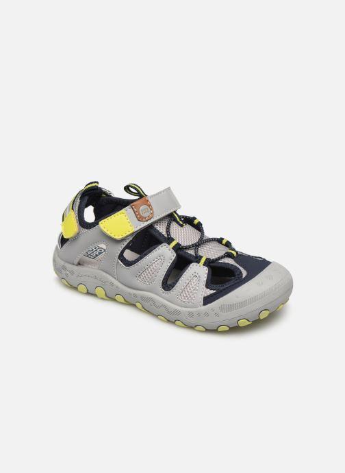 Sandales et nu-pieds Gioseppo BAYAMO Gris vue détail/paire