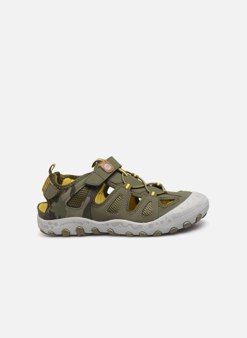 Sandales et nu-pieds Gioseppo URUAPAN Vert vue derrière