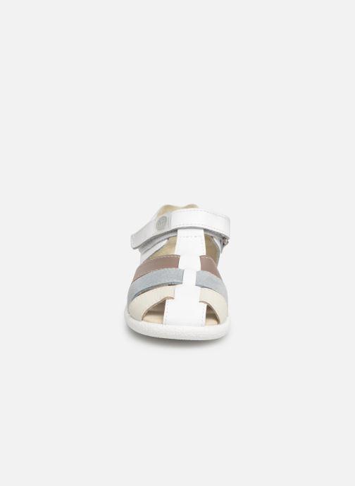Sandals Gioseppo LIBEREC White model view