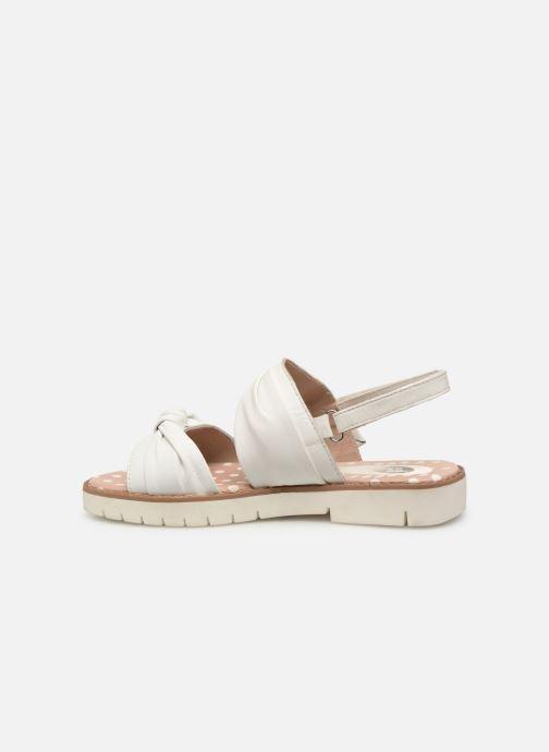 Sandali e scarpe aperte Gioseppo SCAFATI Bianco immagine frontale