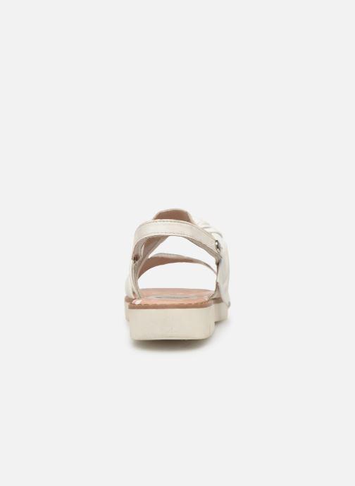 Sandali e scarpe aperte Gioseppo SCAFATI Bianco immagine destra