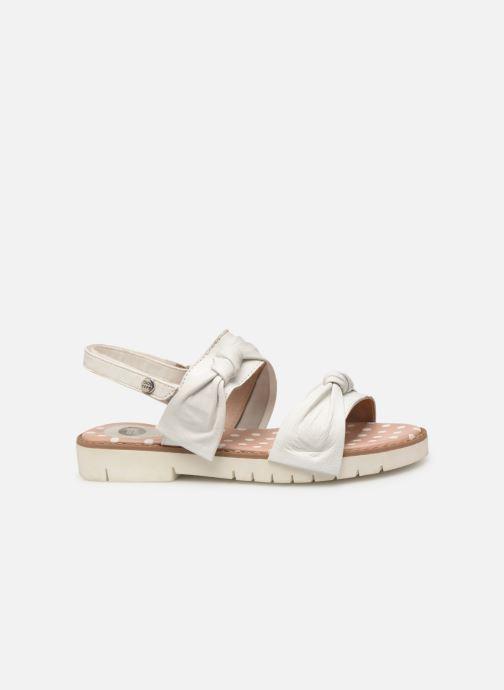 Sandali e scarpe aperte Gioseppo SCAFATI Bianco immagine posteriore