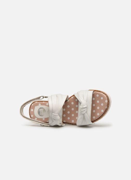 Sandali e scarpe aperte Gioseppo SCAFATI Bianco immagine sinistra