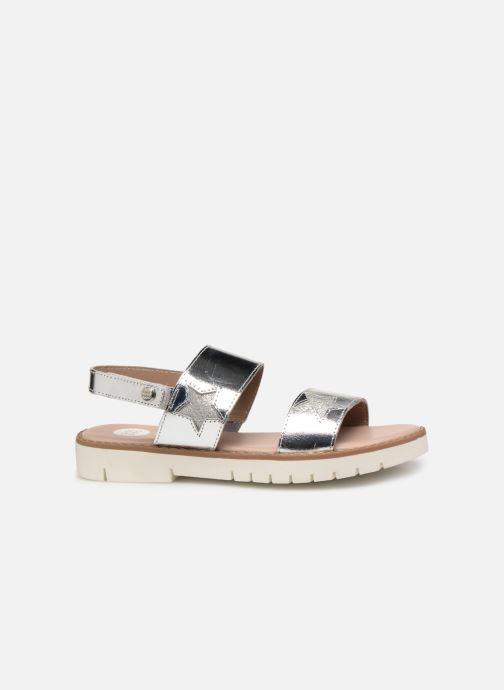 Sandali e scarpe aperte Gioseppo CARRARA Argento immagine posteriore