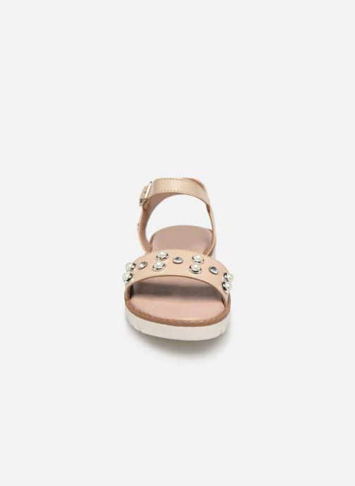 Sandalen Gioseppo MERIGNAC beige schuhe getragen