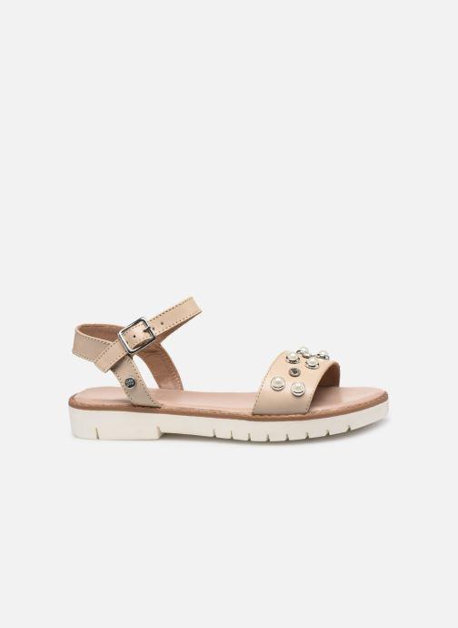 Sandali e scarpe aperte Gioseppo MERIGNAC Beige immagine posteriore