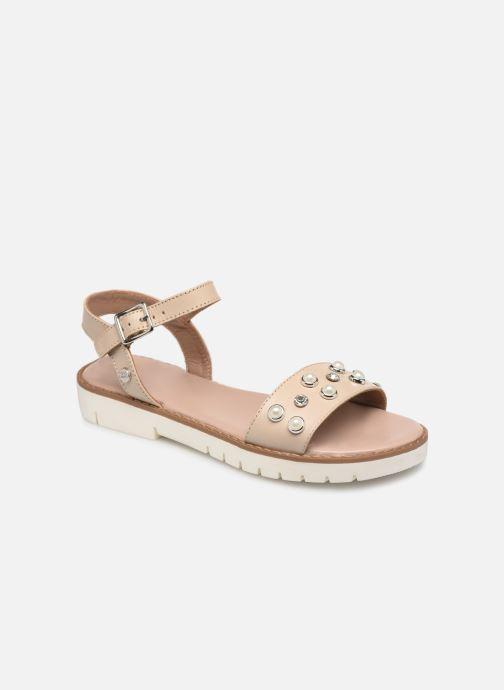 Sandales et nu-pieds Gioseppo MERIGNAC Beige vue détail/paire