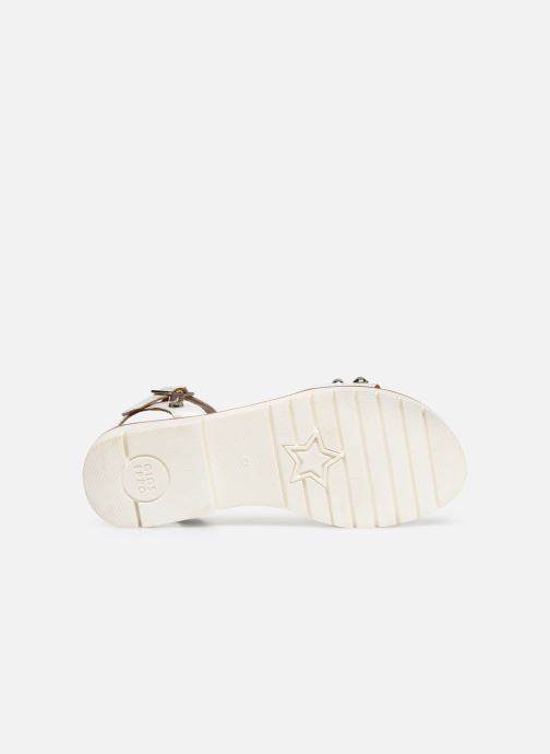 Sandalen Gioseppo MERIGNAC Wit boven