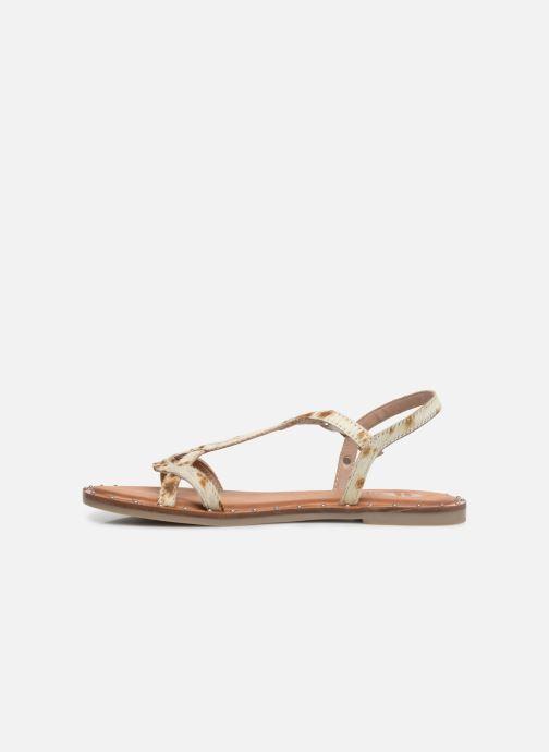 Sandales et nu-pieds Gioseppo BAGHERIA Blanc vue face