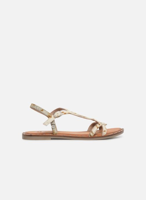 Sandales et nu-pieds Gioseppo BAGHERIA Blanc vue derrière