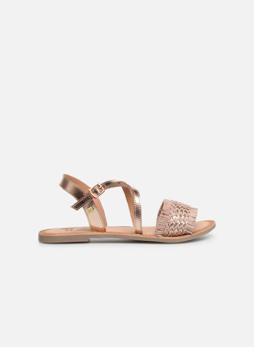 Sandales et nu-pieds Gioseppo CANDELI Rose vue derrière
