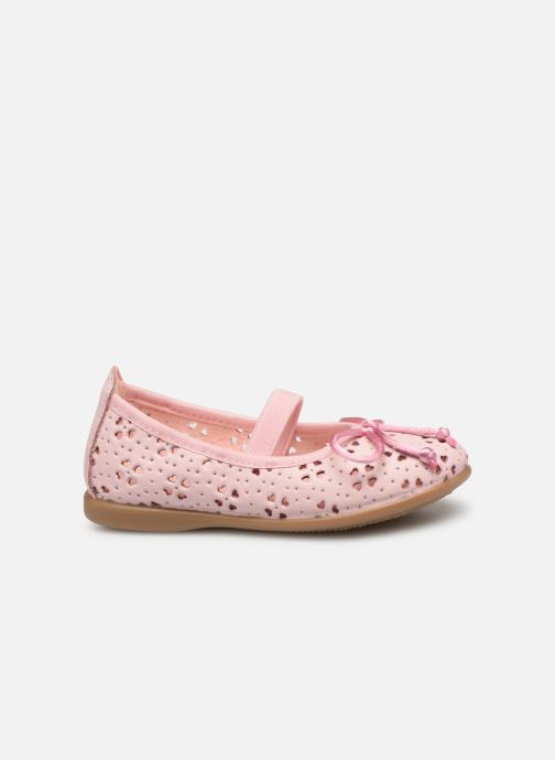 Ballet pumps Gioseppo SAMARA Pink back view